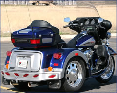 Trikes, Bikes, Trailers and Sidecars from SO CAL TRIKE CENTER: we