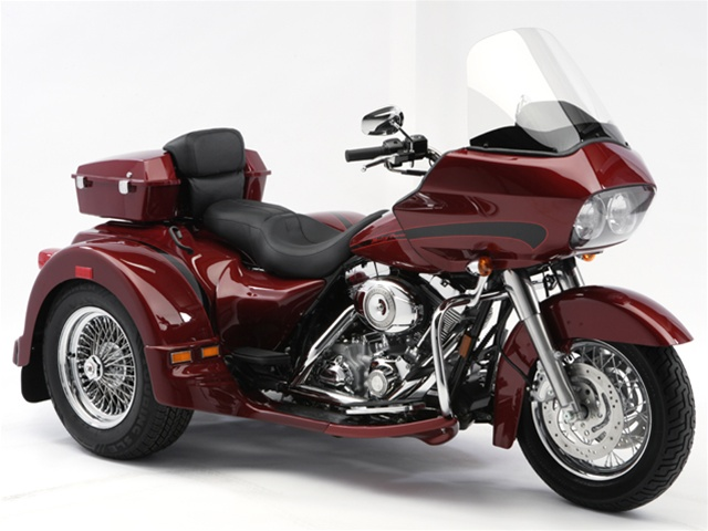 Lehman Renegade Trike Kit Harley Davidson Flht Electra Glide Standard 2009