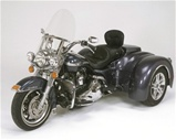 California Side Car Daytona Trike for FLH models