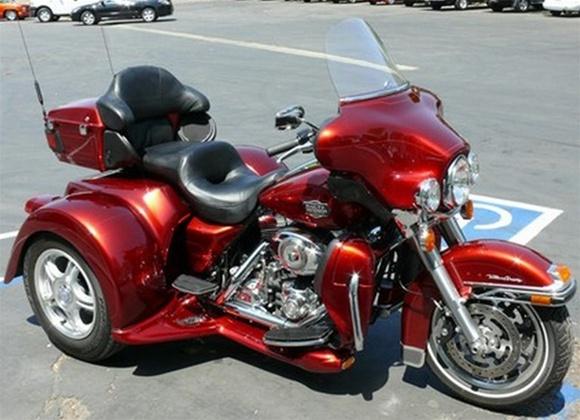 Champion Trike For Harley Davidson Flh Models