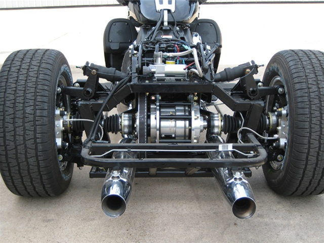 Motor Trike IRS Kit for H-D Touring