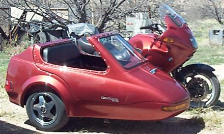 Champion Escort Sidecar on