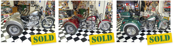pre-owned and proven Lehman trikes from SO CAL TRIKE CENTER